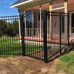 6' Arched Gate